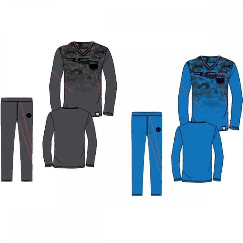 8x Pyjamas RG512 du S au XL - Tous les produits