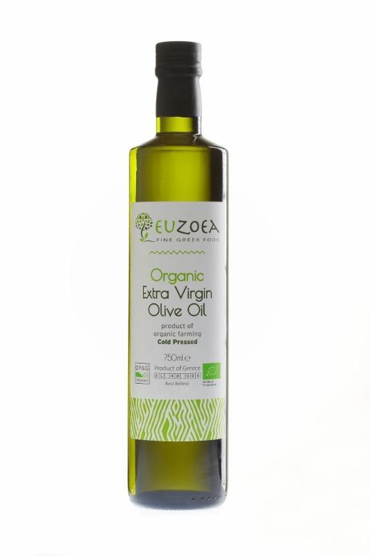 Organic Extra Virgin Olive Oil (GB-ORG-02) - 750ml -