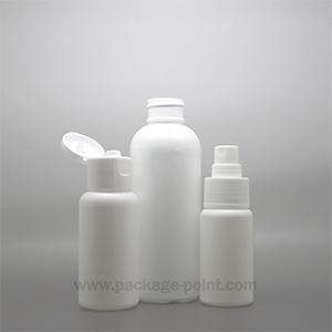 Embalagens de Plástico - Embalagens com tampas para Cremes e/ou Bisnagas