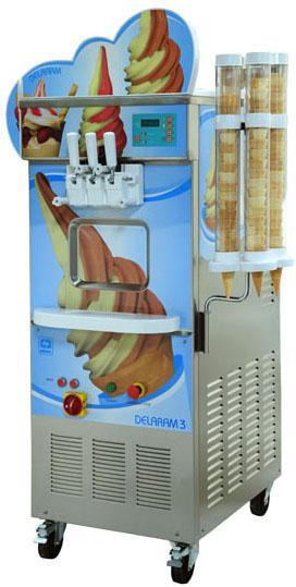 Фризеры для приготовления мягкого мороженого