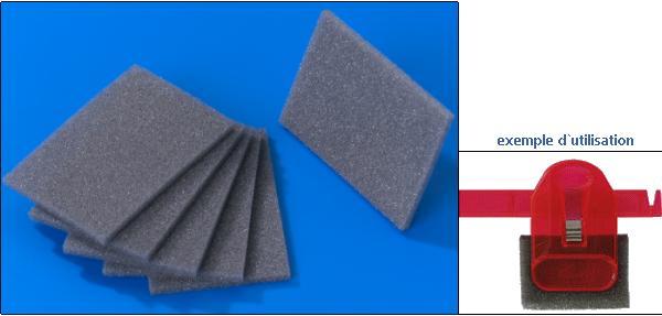 Accessory - Foam pads