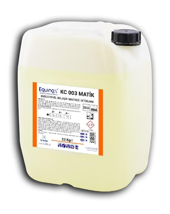 MATIC - Industrial Dishwasher Detergent - Suitable for hard water