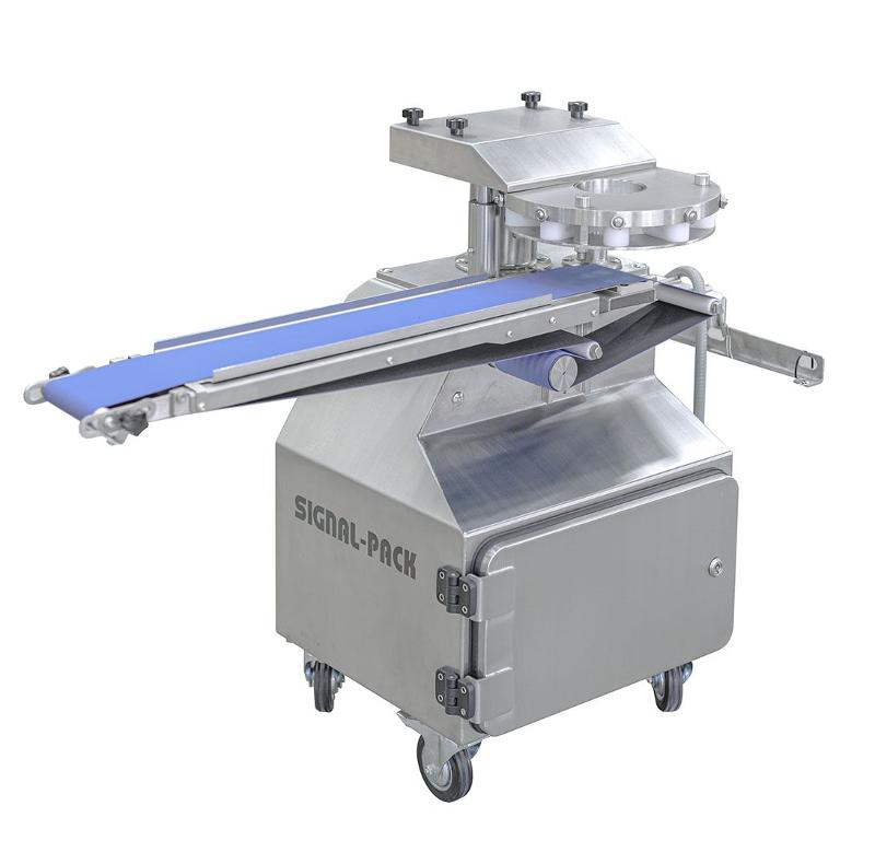 EXTRO Multipurpose filling and forming machine  - AUTOMATIC STUFFED PASTA MAKING MACHINES