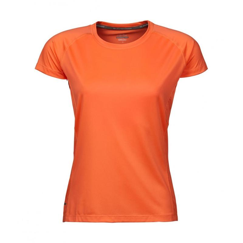 Tee-shirt femme respirant - Hauts manches courtes