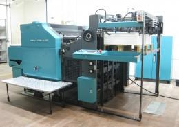 Rotary Die Cutting Machines - DC 102/105 - 72x102 / 74 x 102