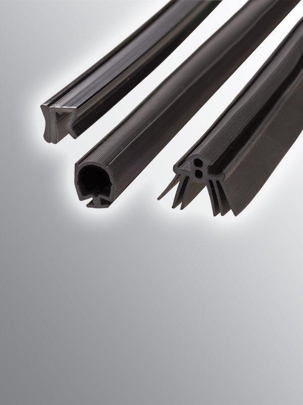 Rubber Seal for Aluminum Profiles