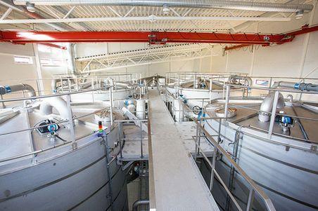 HydroSystemTanks ®  (HST) - Edelstahlbehälter für Trinkwasser