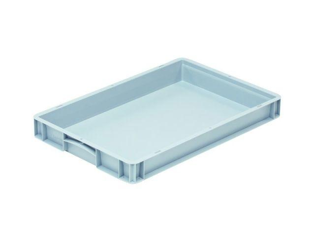 Stacking box: Base 6407 1 OG - Stacking box: Base 6407 1 OG, 600 x 400 x 70 mm