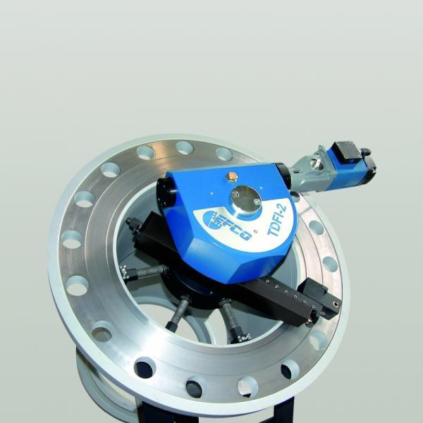 Portable Flange Facer with internal clammping - EFCO TDFI-2 - Portable Flange Facer with internal clammping - EFCO TDFI-2