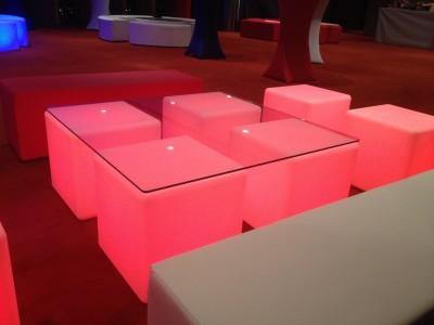 Location de table basse XL - null