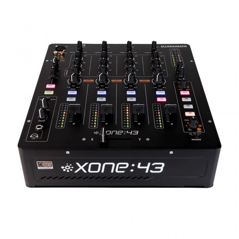 DJ-Mixer - Allen & Heath Xone:43