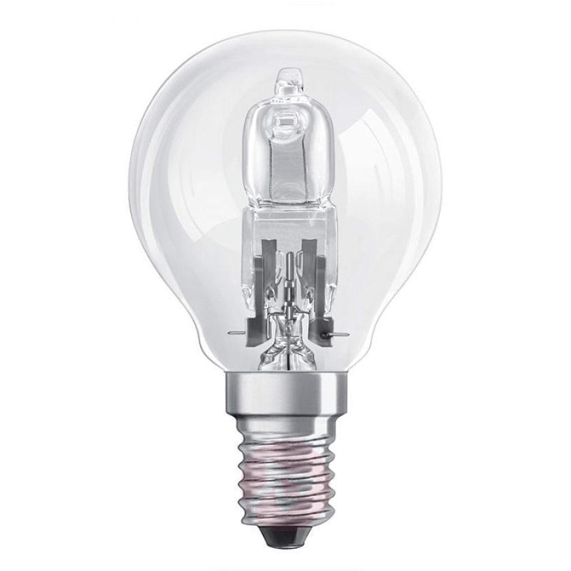 E14 20W tear bulb Halogen CLASSIC P - light-bulbs