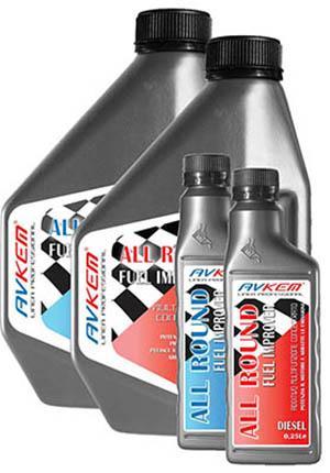 ALL ROUND FUEL IMPROVER - additivo multifunzione per  carburanti : gasolio / diesel / Benzina
