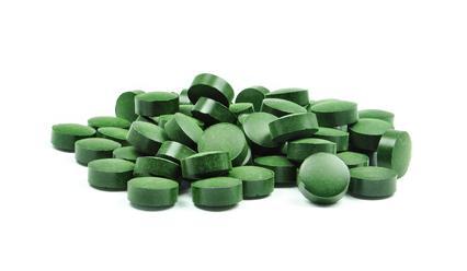 Bio Spirulina Tabletten Naturland zertifiziert - null