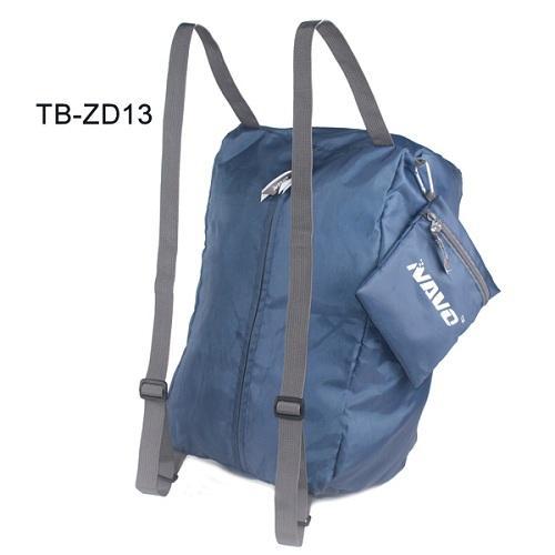 Lightweight foldable backpacks - rucksack luggage bags