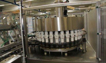 Filling Machine OPTIMA FT - Filling Machine OPTIMA FT: Powdery, granulated or chunky food products