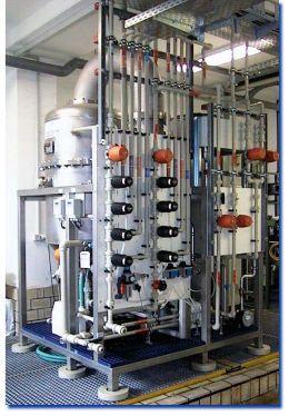 Plants Evaporation - EVA-WPV 100 - Heat Pump Evaporator