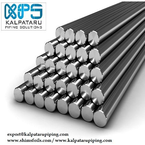 Stainless Steel 316Ti Round Bars - Stainless Steel 316Ti Round Bars
