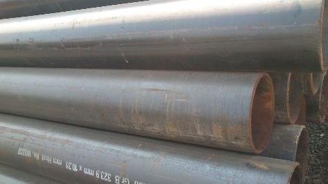 High Strength Low Alloy Steel - Steel Pipe