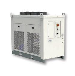 Tcob2÷c8 Grandezza 4 Refrigeratori Industriali Per Olio - LINEA REFRIGERAZIONE