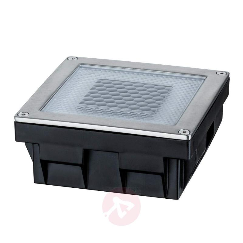 LED recessed floor light Special Line Solar Cube - Recessed Floor Lights