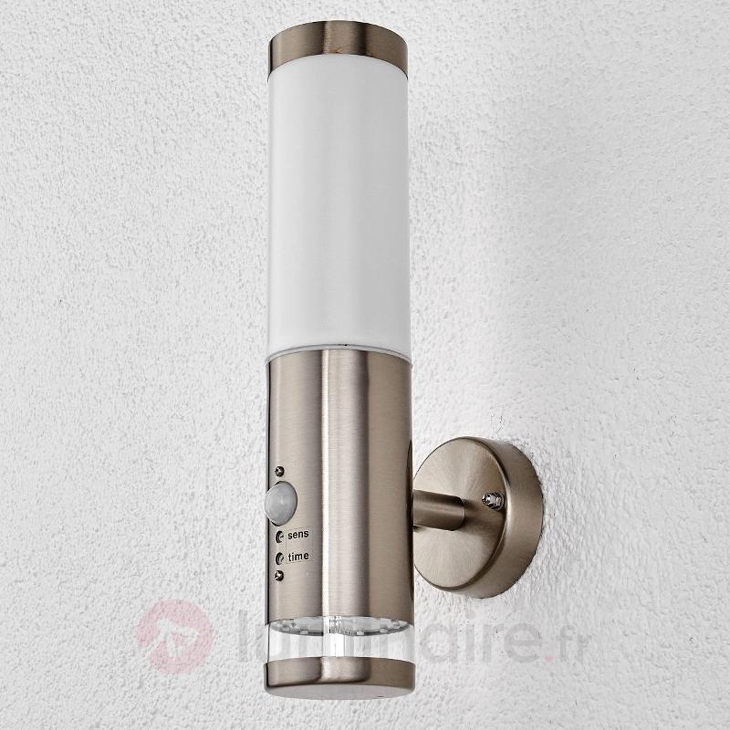 Applique d'extérieur Binka avec détecteur - Appliques d'extérieur avec détecteur