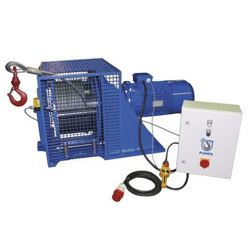 Treuils électriques à câble - FD-E