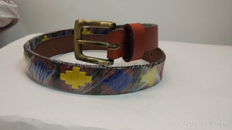 Children Polo belt - Argentinian polo Belt for childern
