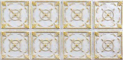Baroque Design Wall Panels - To adorn modern spaces with the noble looking pages of history