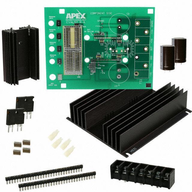 KIT EVAL FOR MP108FD/MP111FD - Apex Microtechnology EK57