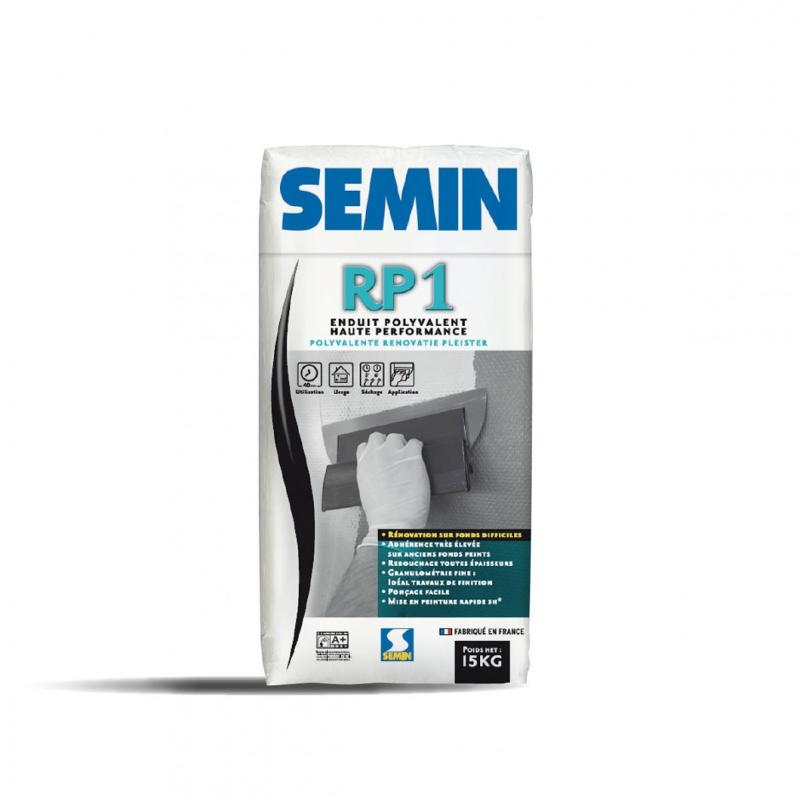 Versatile filler that can be rapidly painted - RP1