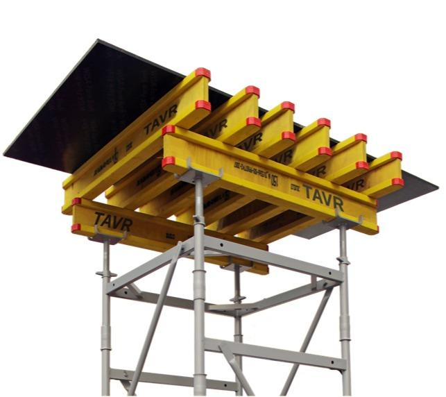 Staple Tower PSK-TOP - System is suitable for horizontal, inclined and horizontal monolithic concrete.