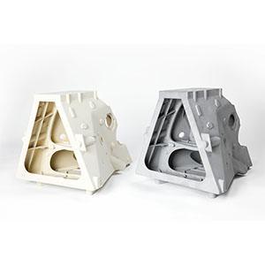 Formel-1 Getriebegehäuse   - Hochpräzise Modelle für den Feinguss