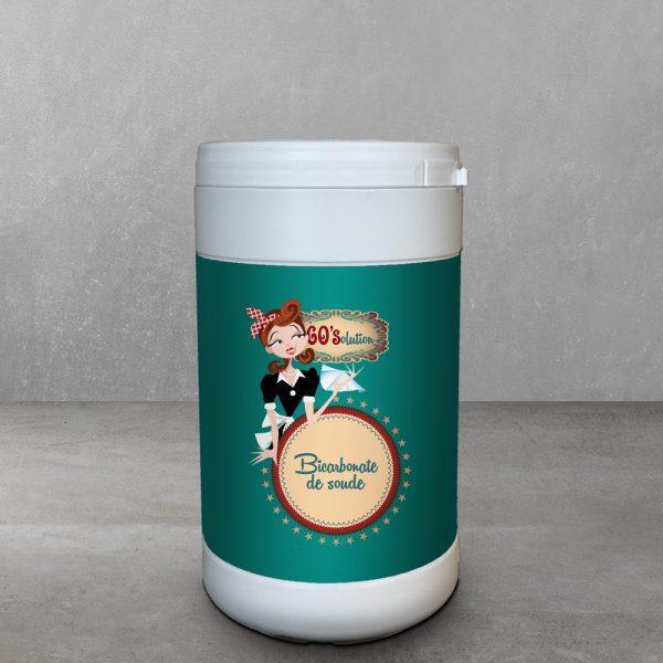 Bicarbonate De Soude 60'solution - null