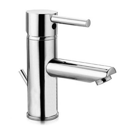Miscelatore monocomando lavabo con scarico automatico. - Loto / ART.8010