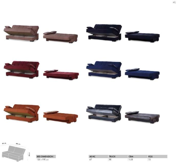 Sofa Beds For Hotels and Home Furniture  - Sofa Beds