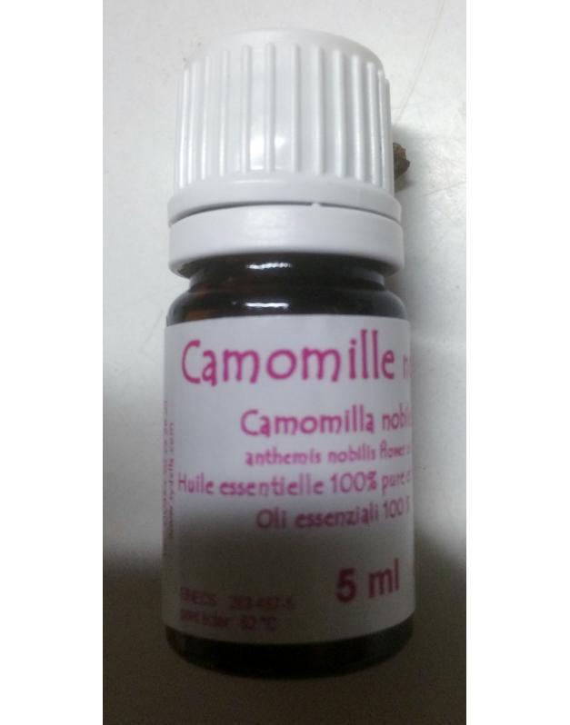 Camomille Noble - HUILES ESSENTIELLES