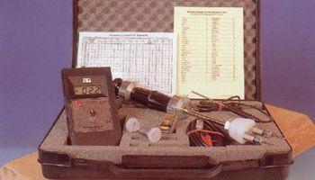 Digital wood moisture measuring equipment - KHM 102 PROFESSIONAL