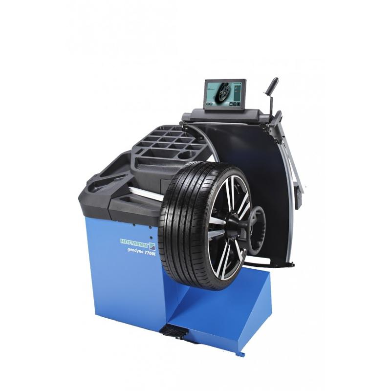 Equilibreuse de roue - HOFMANN 7700p/7750p