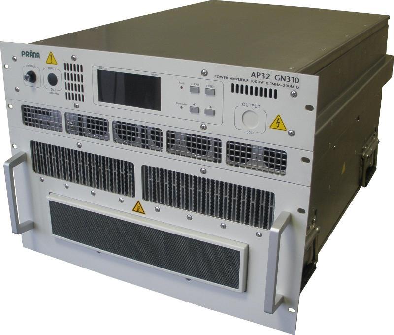 Amplificateur état solide - AMPLIFICATEUR DE PUISSANCE GN1000