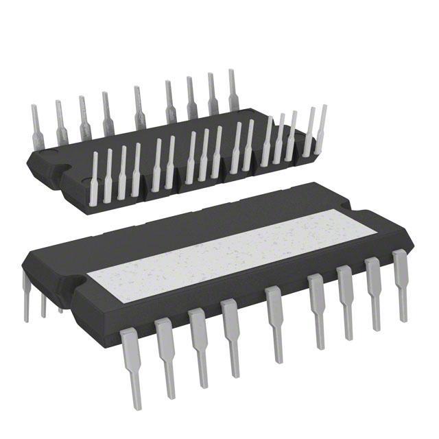 MOD IGBT SLLIMM 15A 600V 25SDIP - STMicroelectronics STGIPS15C60-H