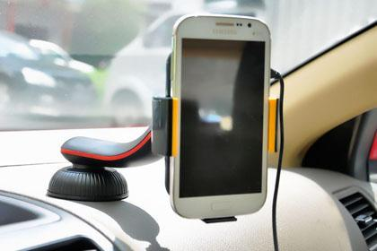 Car Stander Wireless Charger