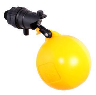 JOBE VALVES ROJO Kunststoffschwimmerventile - 20l/min - null