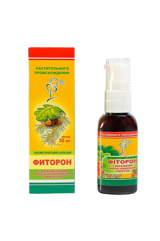 Фиторон - Ранозаживляющий препарат Фиторон