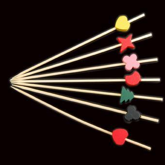 B60 Skewer 12cm 100pcs/set - null