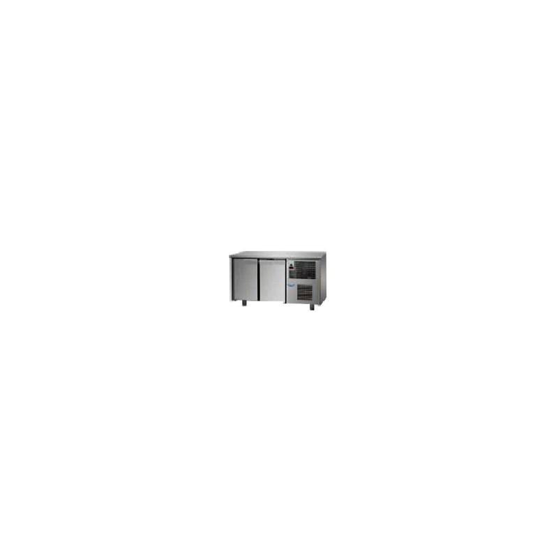 FRIGO TABLE POSITIF 2 PORTES - Référence FTAB6002