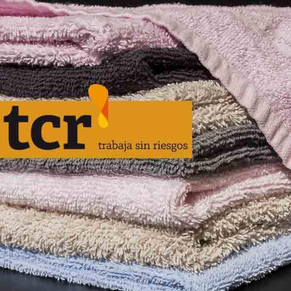 Trapo color toalla 100% algodón
