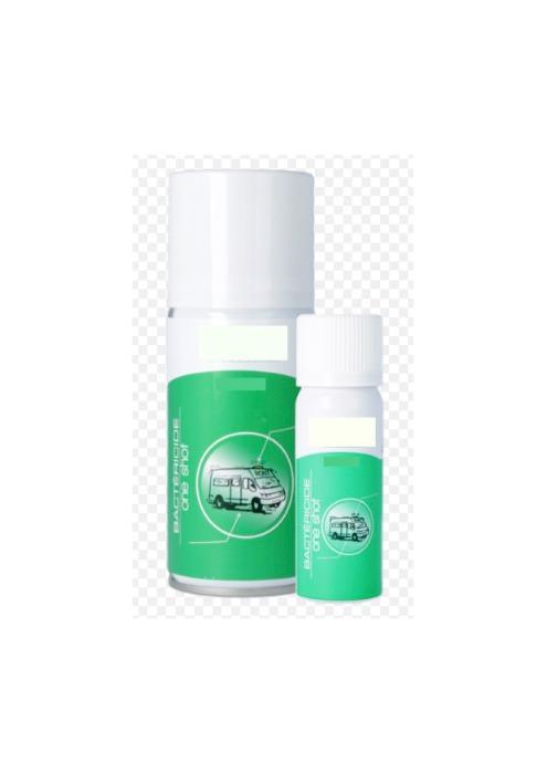 Spray autopercutant virucide - Spray désinfectant virucide