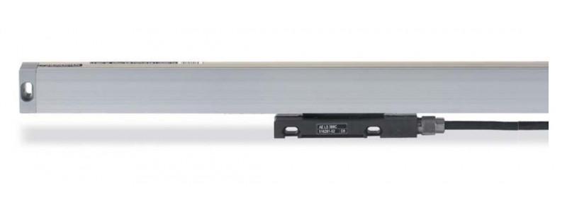 LS 300系列封闭式直线光栅 - LS 300系列 封闭式直线光栅 紧凑光栅尺外壳