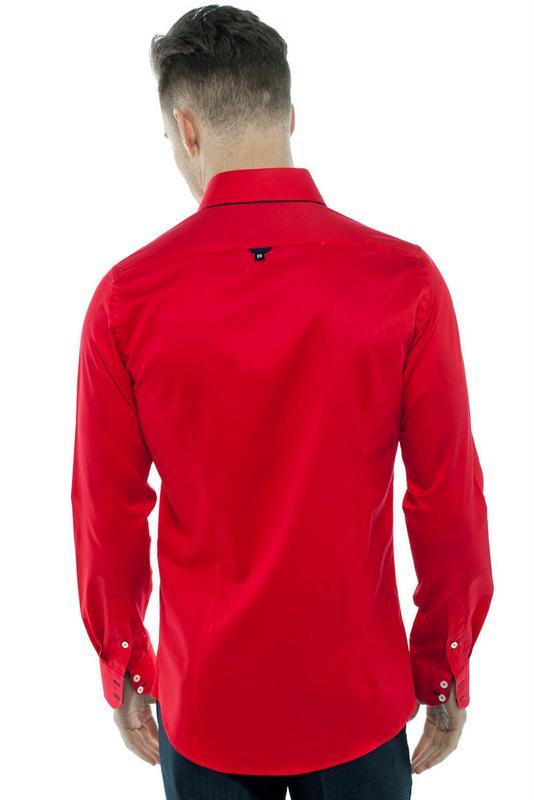 Elegant Dress Shirts for Men from a Shirt Factory, red dress ...